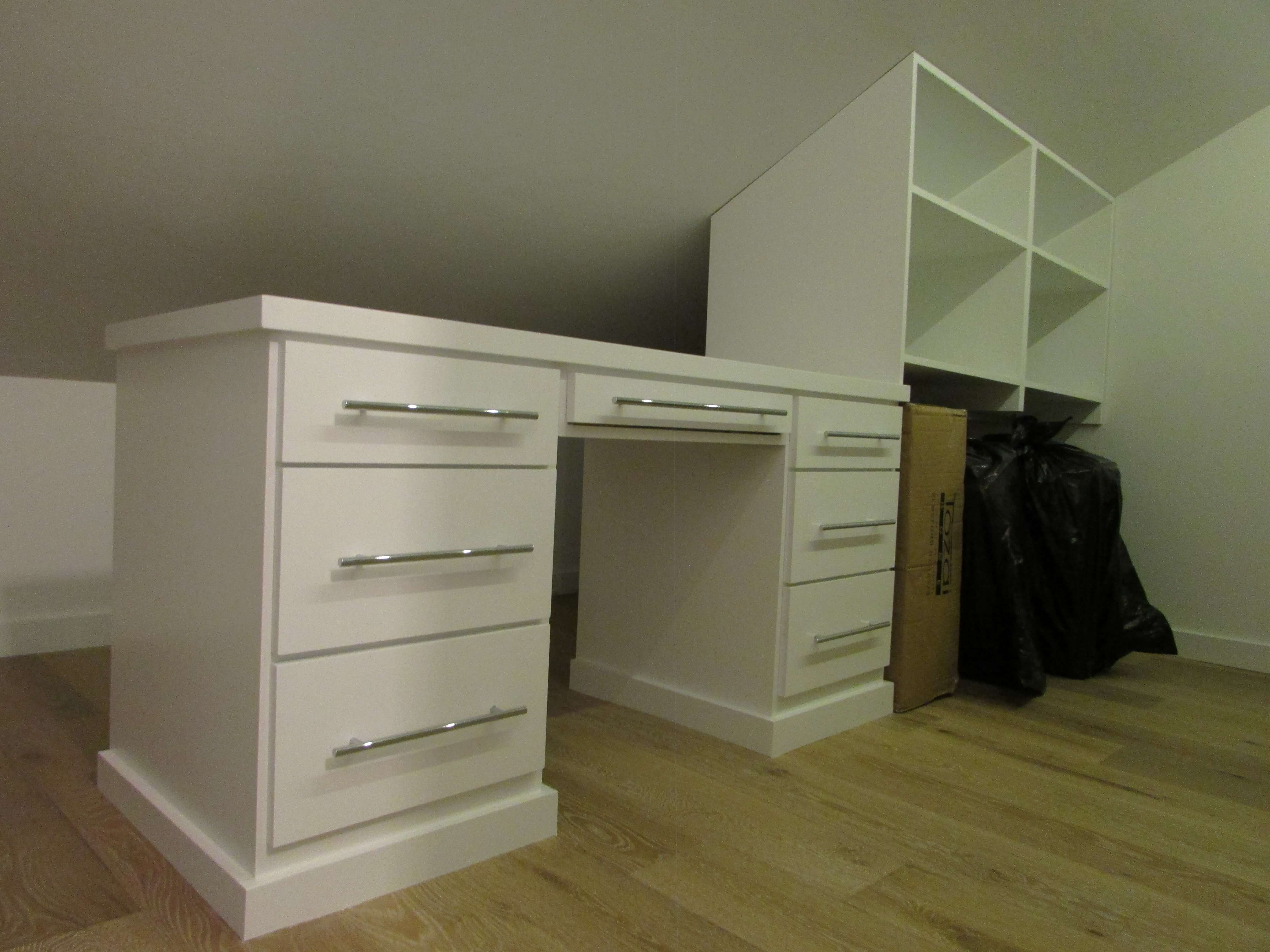 Desk Closet unit Ketchum Idaho